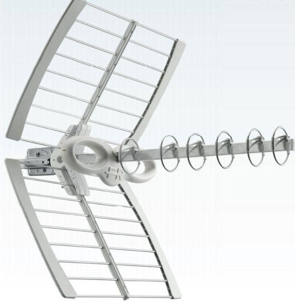 Fracarro Sigma 6 : Antenne Terrestre