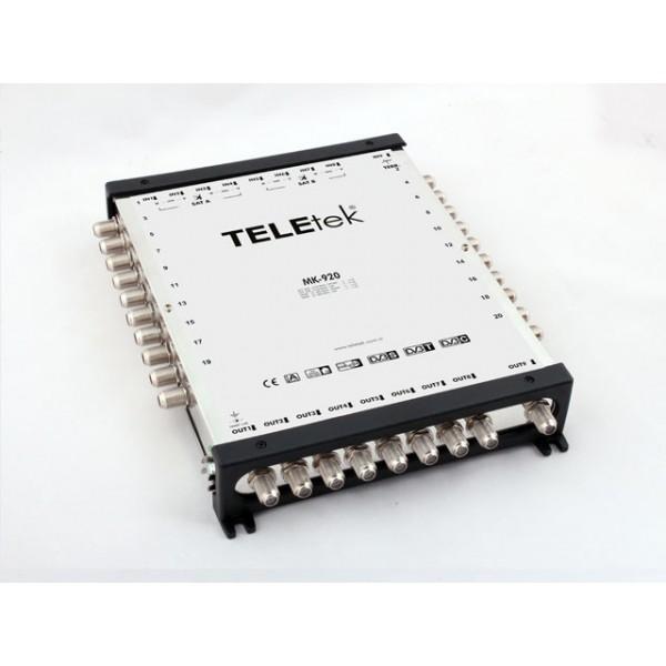 Multiswitch Teletek 9/32 : Multiswitch