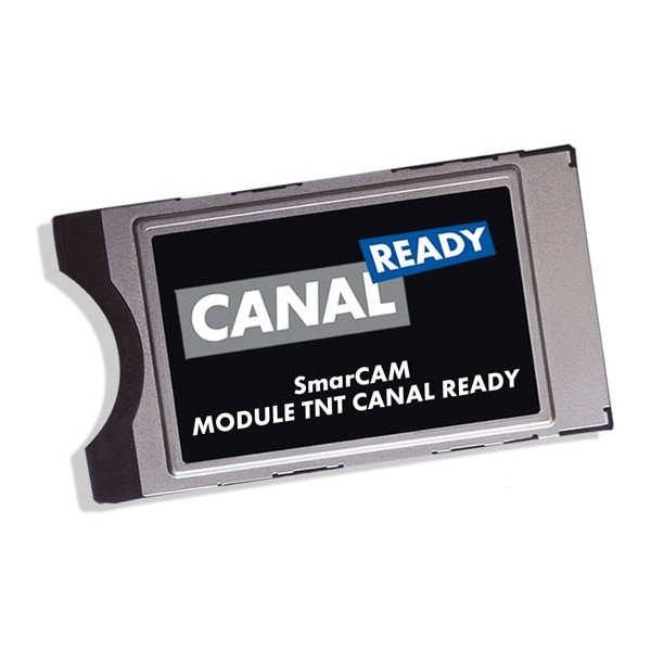 PCMCIA Canal Ready TNT : Modules PCMCIA