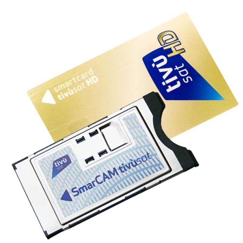 PCMCIA + Carte Tivusat